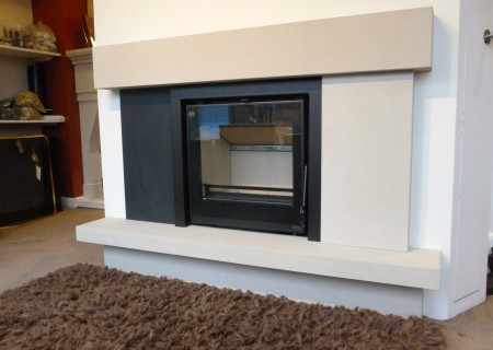 The Axis Fireplace