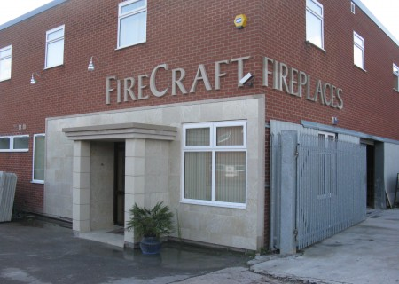 Firecraft Factory Front