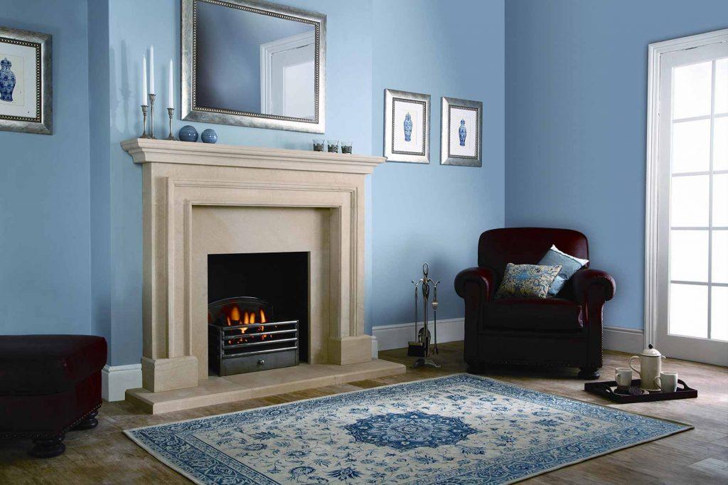 Begrave Fireplace