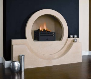 Halo Fireplace