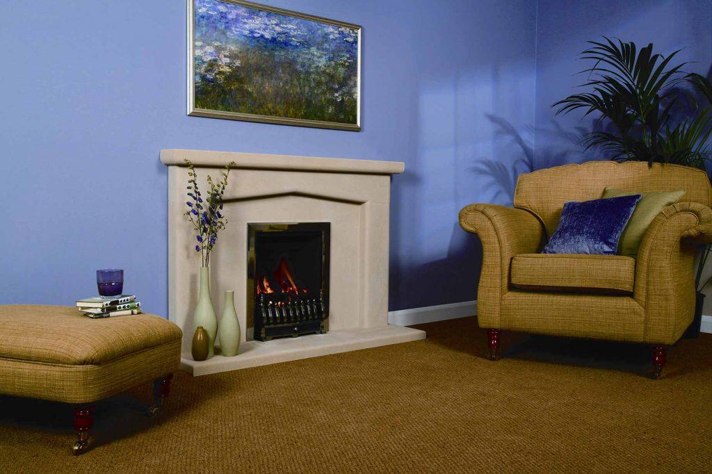 Manor Fireplace