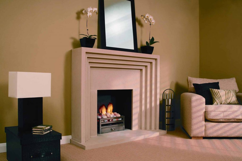 Mayfair Fireplace