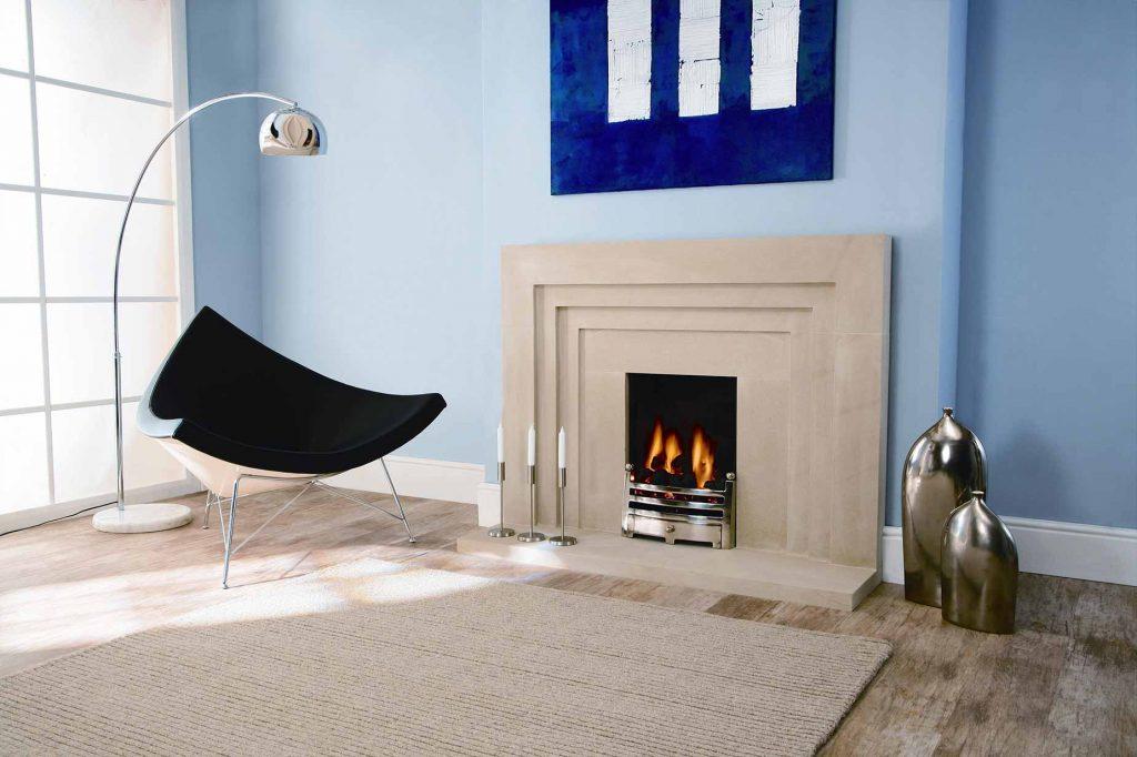 Milan Fireplace