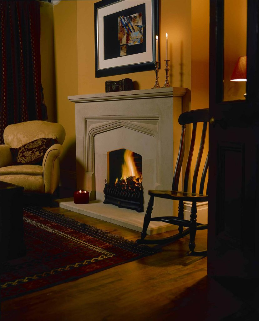 Stamford Traditional Fireplace