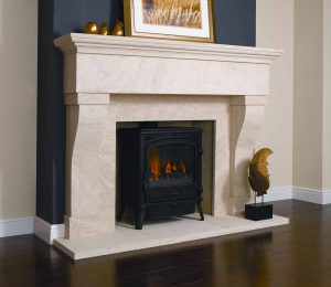 The Balmoral Fireplace
