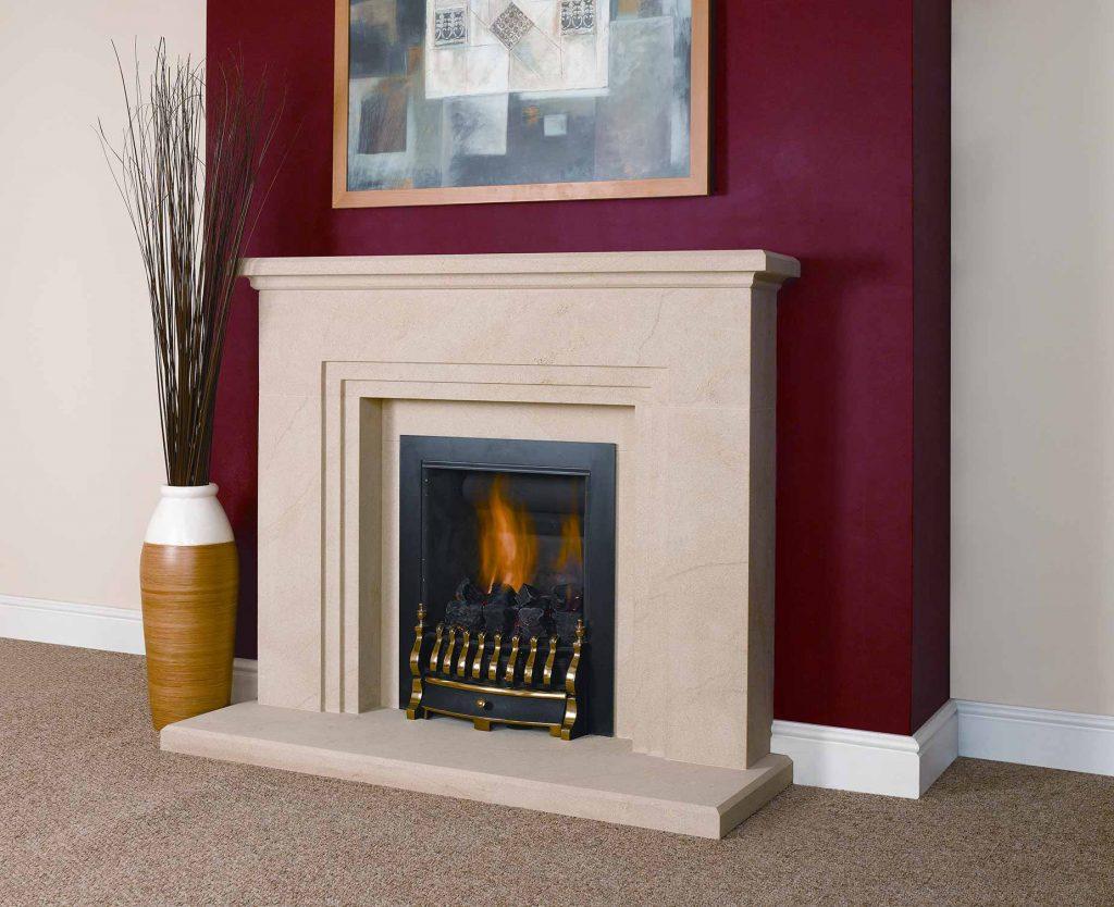The Barkby Fireplace
