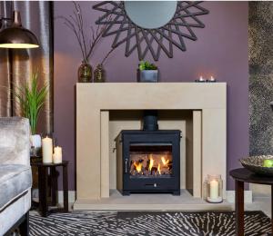 Belini Fireplace