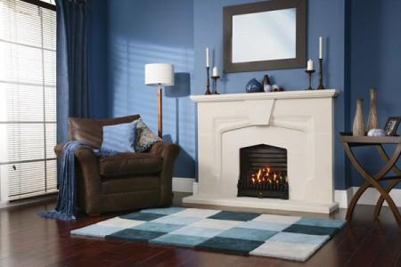 Chruchill Fireplace