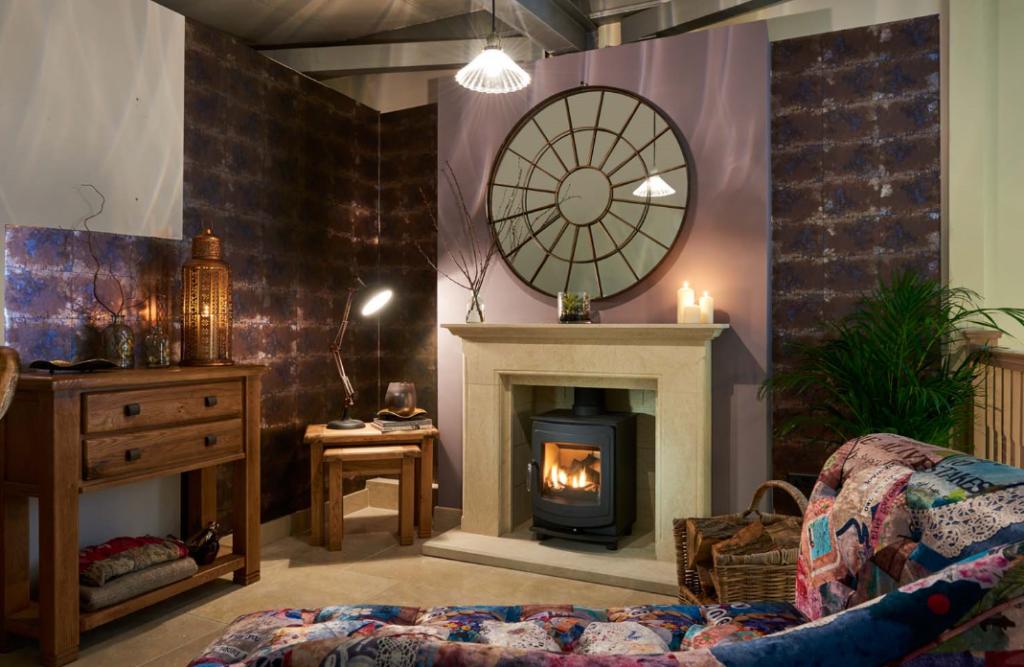 Kibworth Fireplace
