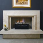 Ledge Fireplace