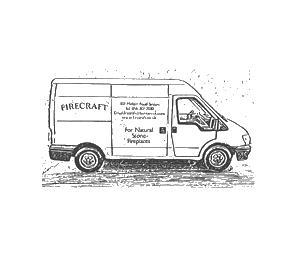 Firecraft Van