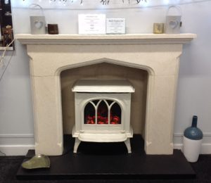 Firecraft Balmoral at Kelvin Fireplaces