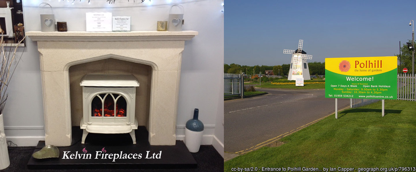 Kelvin Fireplaces At Polhill