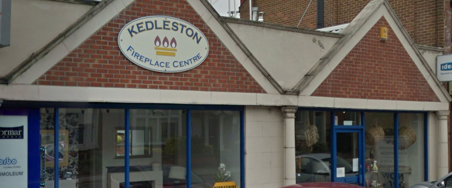Kedleston Heating Store Front